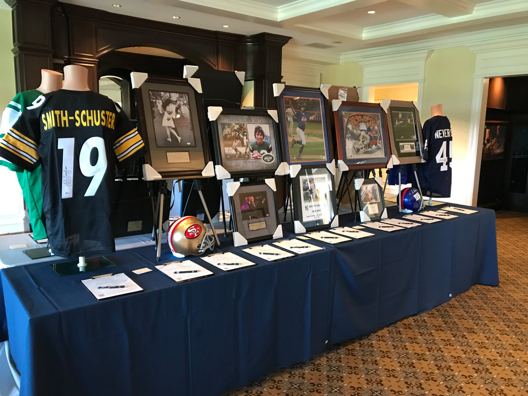 Charity Fundraising Silent Auction
